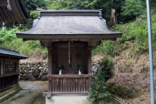 幡日佐・氷室両神社